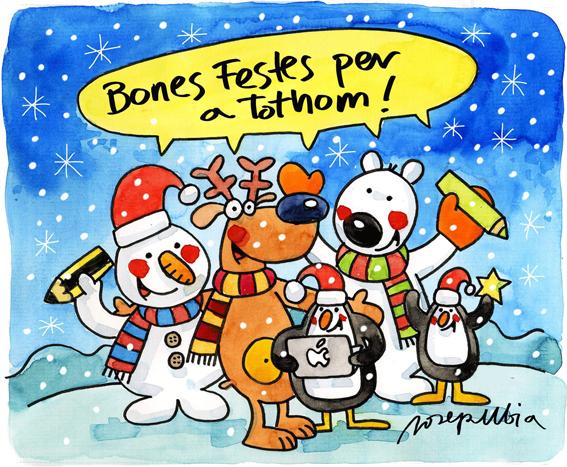 Bones Festes i millor Any 2015