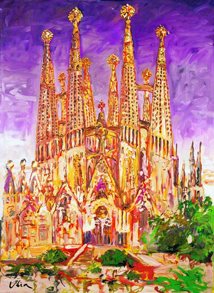 Els colors de Gaudí