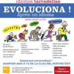 cartell EVOLUCIONA 2015