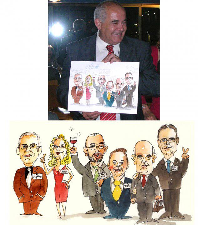 Caricatures per a tot!