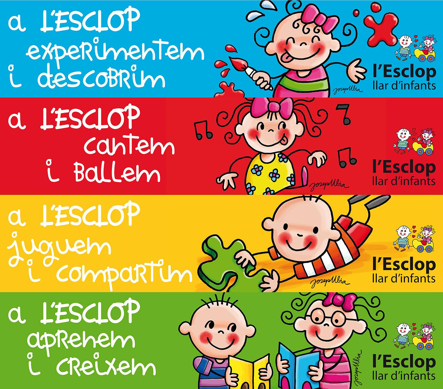 Llar d'infants Esclop