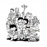 dibuix festa major